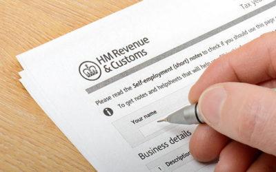 Self Assessment registration